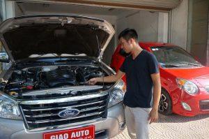 Quy trình kiểm tra ô tô cũ tại...</div> <a href=