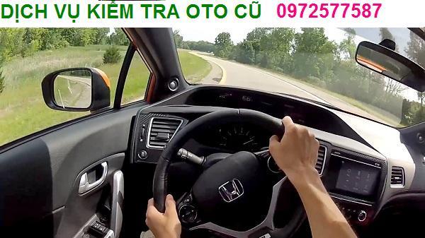 kiểm tra ô tô cũ